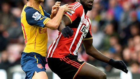 Jozy Altidore, Sunderland forward