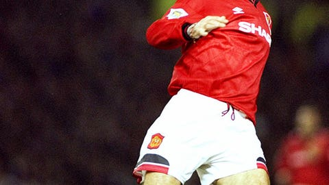 1993: Cantona and Keane stage fightback