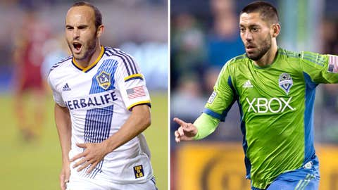 LA Galaxy, Seattle Sounders lock horns in Western Conference semifinal first leg (live, Sunday, 5 p.m. ET)