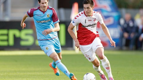 Rubio Rubin, FC Utrecht forward
