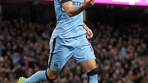 Stevan Jovetic (Manchester City)
