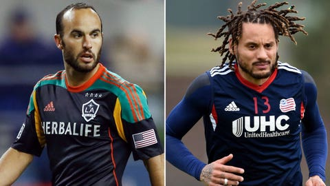 MLS Cup: Los Angeles Galaxy vs. New England Revolution (live, 3 p.m. ET)
