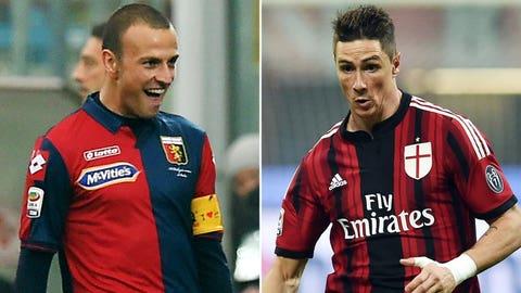 Serie A: Genoa vs. AC Milan (live, Sunday, 9 a.m. ET)