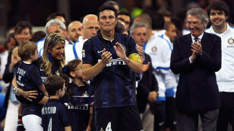 Javier Zanetti (Argentina, defender)
