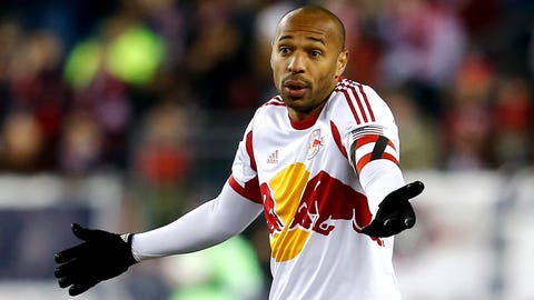 Thierry Henry (France, forward)