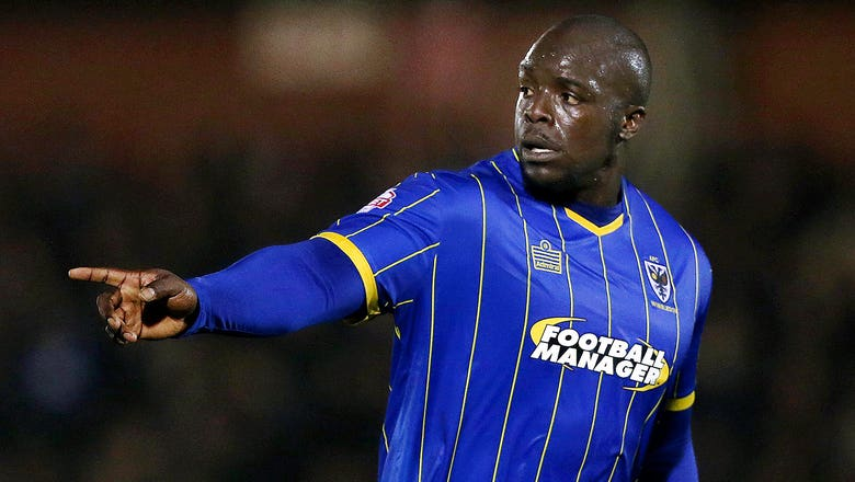 Adebayo Akinfenwa signs with club sponsored by ice cream company