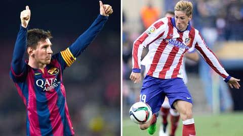 La Liga: Barcelona vs. Atletico Madrid, live, Sunday, 3 p.m. ET