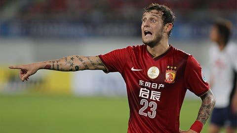 Alessandro Diamanti, midfielder