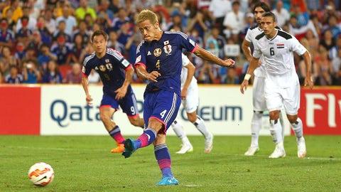 Asia - 8 teams