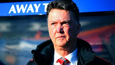 Too much tinkering leaves van Gaal and Manchester United searching for a foundation