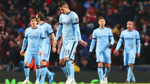 Arsenal defeat leaves Man City with little margin for error