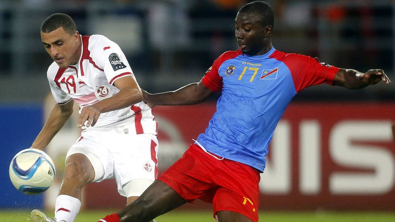 Tunisia, Congo into quarters; Cape Verde, Zambia eliminated
