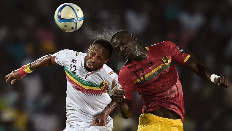 Mali, Guinea tie, will have to draw lots for quarterfinal spot