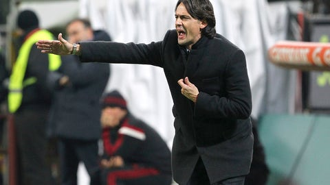 Serie A: AC Milan v Parma (live, Sunday, 2:45 p.m. ET)