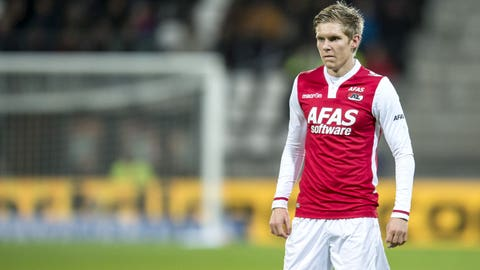 Aron Johannsson, AZ forward