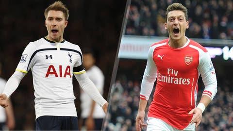Premier League: Tottenham vs. Arsenal (live, Saturday, 7:45 a.m. ET)