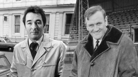 Brian Clough vs. Don Revie
