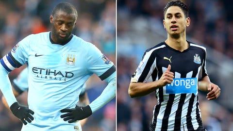 Premier League: Manchester City vs. Newcastle United (live, Saturday, 12:30 p.m. ET)