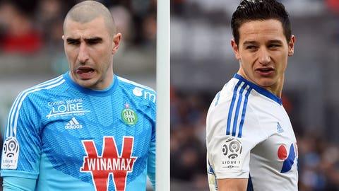 Ligue 1: Saint-Étienne vs. Olympique Marseille (live, Sunday, 3 p.m. ET)