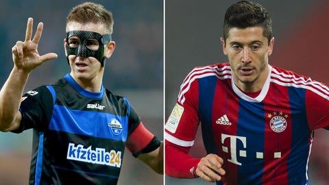 Bundesliga: Paderborn vs. Bayern Munich (live, Saturday, 9:30 a.m. ET)