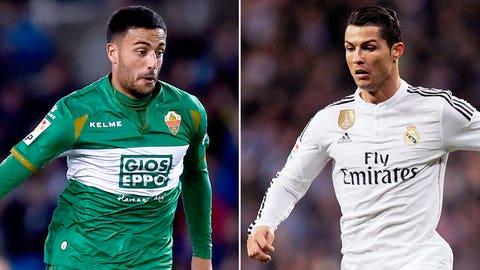 La Liga: Elche vs. Real Madrid (live, Sunday, 3 p.m. ET)