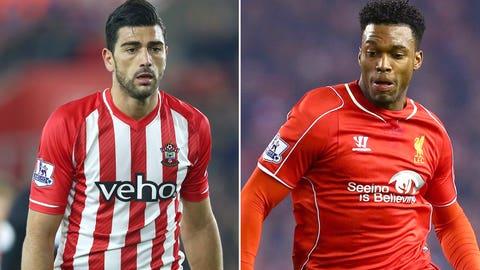 Premier League: Southampton vs. Liverpool (live, Sunday, 11:15 a.m. ET)