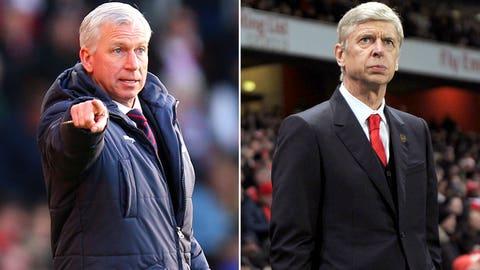 Premier League: Crystal Palace vs. Arsenal