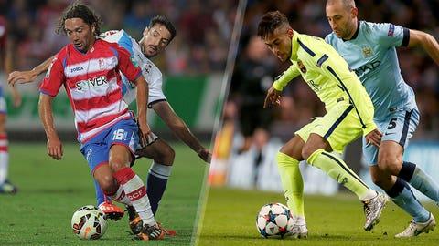 La Liga: Granada vs. Barcelona (live, Saturday, 10 a.m. ET)