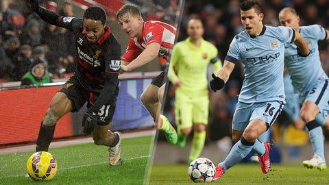 Premier League: Liverpool vs. Manchester City (live, Sunday, 7 a.m. ET)