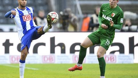 John Anthony Brooks, Hertha Berlin defender