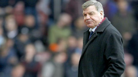 West Ham and the elevator down