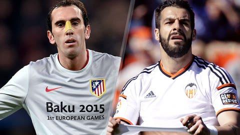 La Liga: Atletico Madrid vs. Valencia (live, Sunday, 4 p.m. ET)