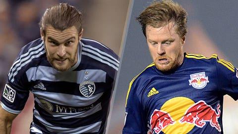 Major League Soccer: Sporting KC vs. New York Red Bulls (live, Sunday, 8 p.m. ET)