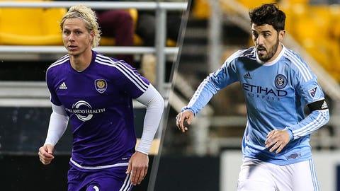 Major League Soccer: Orlando City vs. New York City FC (live, Sunday, 5 p.m. ET)