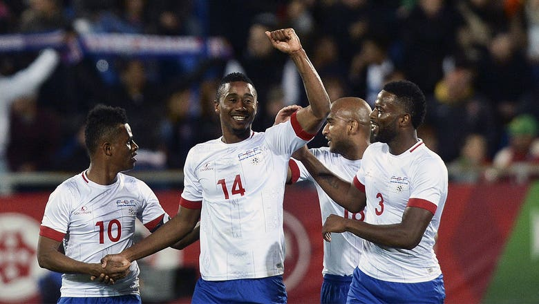 Cape Verde stun a Ronaldo-less Portugal in friendly win