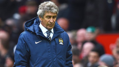 Will Manuel Pellegrini oversee Manchester City's rebuilding plan?