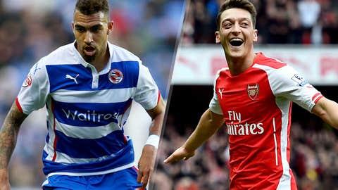 FA Cup: Reading vs. Arenal (live, Saturday, FOX, 12:20 p.m. ET)