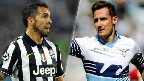 Serie A: Juventus vs. Lazio (live, Saturday, 2:45 p.m. ET)