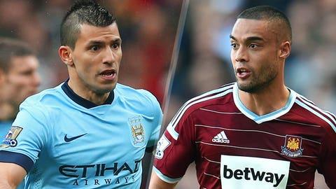 Premier League: Manchester City vs. West Ham (live, Sunday, 8:30 a.m. ET)