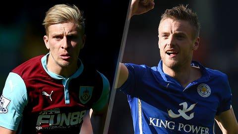 Premier League: Burnley vs. Leicester City (live, Saturday, 10 a.m. ET)