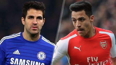 Premier League: Arsenal vs. Chelsea (live, Sunday, 11 a.m. ET)