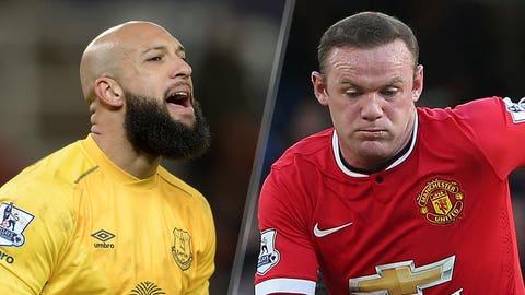 Premier League: Everton vs. Manchester United (live, Sunday, 8:30 a.m. ET)