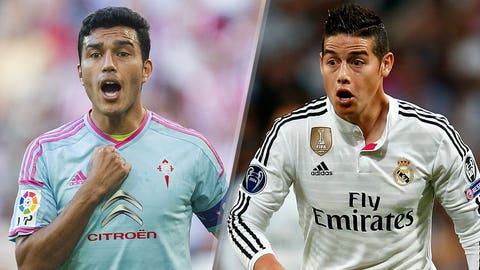 La Liga: Celta Vigo vs. Real Madrid (live, Sunday, 3 p.m. ET)