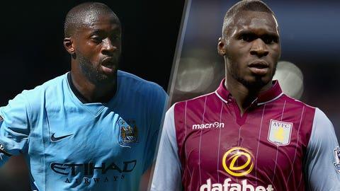 Premier League: Manchester City vs. Aston Villa (live, Sunday, 12:30 p.m. ET)
