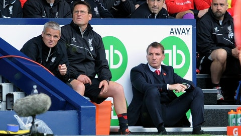 Liverpool may need a change at the top
