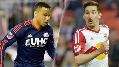 Major League Soccer: New England Revolution vs. New York Red Bulls (live, Saturday, 7:30 p.m. ET)