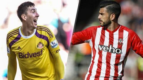 Premier League: Sunderland vs. Southampton (live, Saturday, 10 a.m. ET)