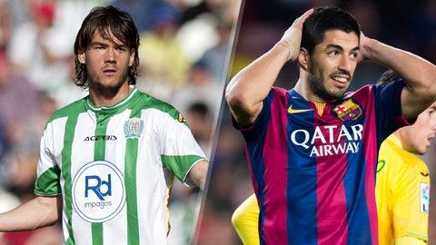 La Liga: Cordoba vs. Barcelona (live, Saturday, 10 a.m. PT)