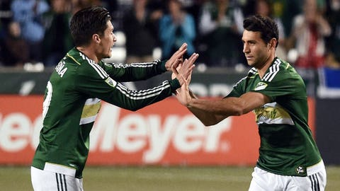 Pressure is on in Portland with Diego Valeri back in the fold