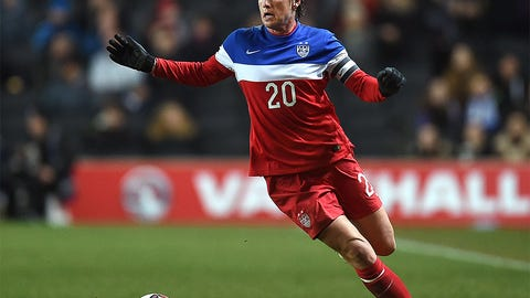 Abby Wambach's last chance to grab World Cup glory